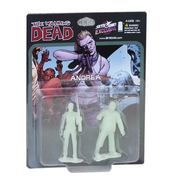 Andrea pvc figure 2-pack (glow-in-the-dark)