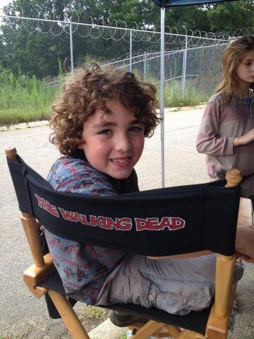 File:Luke on set.jpg