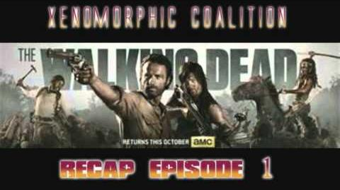 The Walking Dead Season 4 Recap (Preview)