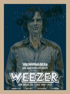 Weezer Blue 1