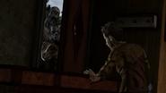 AmTR Jane Guarding the Door