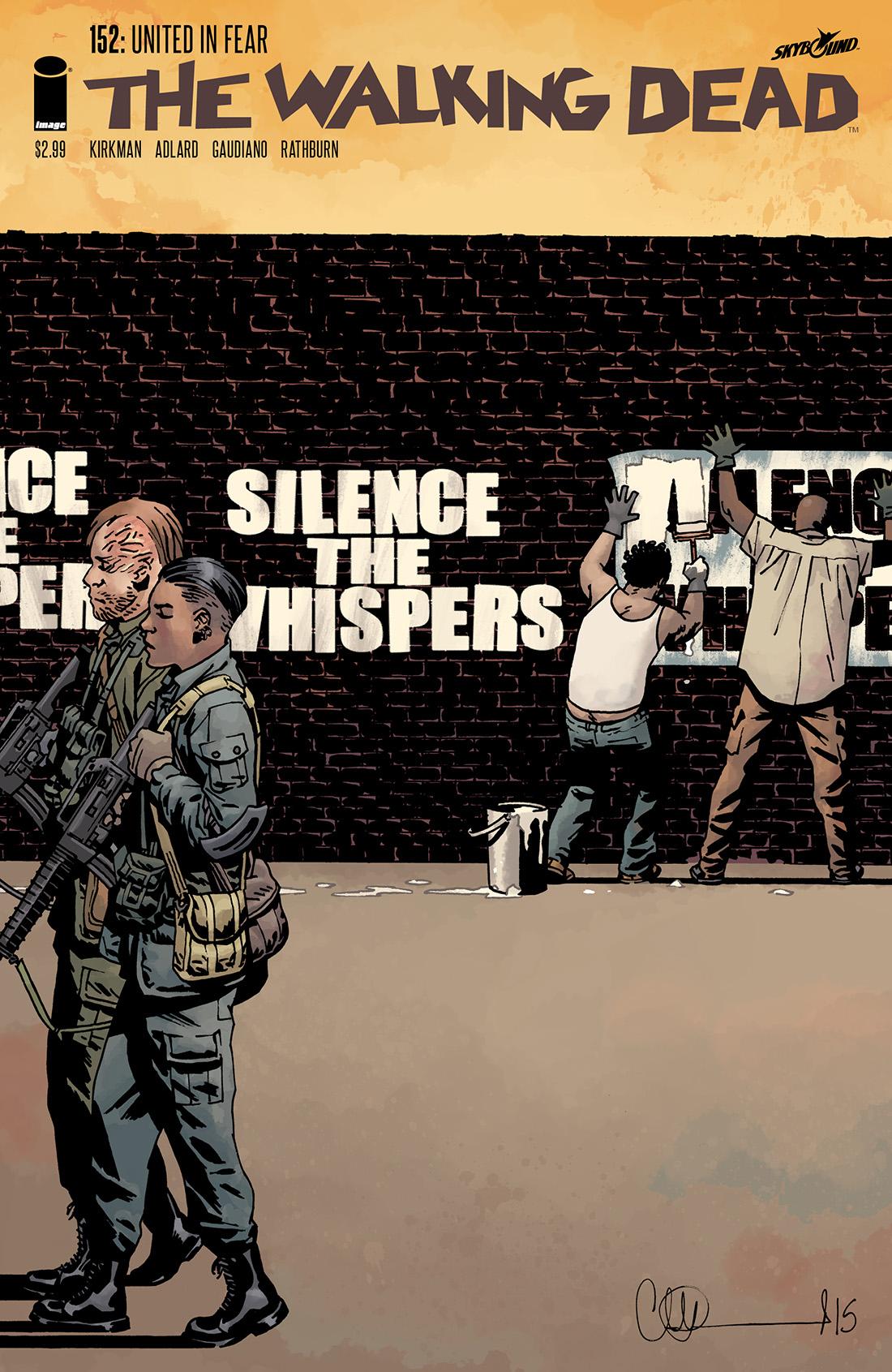 The Walking Dead Issue 152