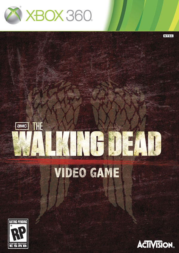TWD Video Game Cover