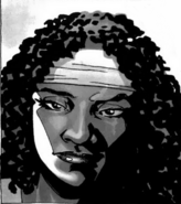 Michonne Issue 21 2