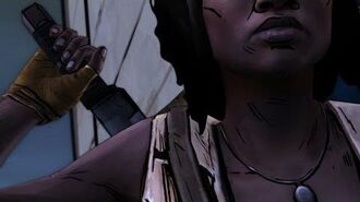 The Walking Dead Michonne - A Telltale Games Series Reveal Trailer