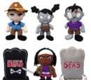 The Walking Dead Plush Toys