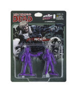 Rick pvc figure (purple)