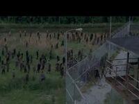 Prison vs Walkers