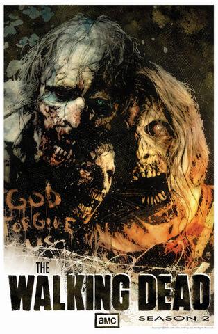 File:SDCC 2011- The Walking Dead Season 2 Comic-Con Tim Bradstreet Poster.jpg