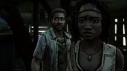 ITD Michonne Pete Depressed