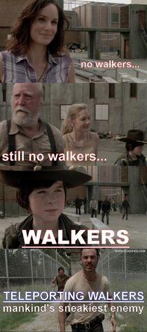 File:The Walking Dead Season 3 Teleporting Walkers Meme DeadShed.jpg