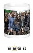 Wall of Zombies Coffee Mug 2