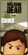TWD Chibis Logo