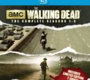 The Walking Dead: The Complete Seasons 1 - 3