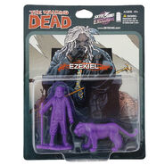 Ezekiel and shiva pvc figure 2-pack (purple)