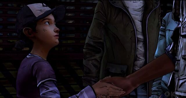 File:Clem shaking the one armed characters hand.jpg