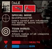Dale (Assault) Profile
