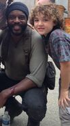 Luke and Chad Coleman