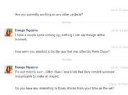 Dango Nguyen Interview Part 3