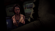 ITD Michonne Getting Confused