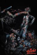 Michonne Statue 6
