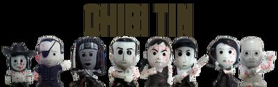 TWD Chibi Tin Series 1