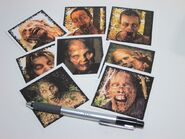 The Walkers! Cards