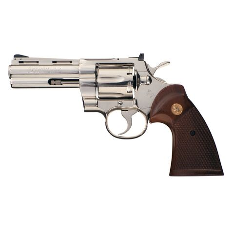 File:Colt Python Double Action Revolver.jpg