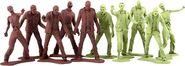 The Walking Dead Zombie Army Men Figures