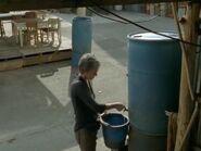 Carol water and drum