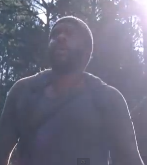 File:The walking dead Tyreese in the woods.png