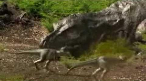 Walking With Dinosaurs Ep6 - Death Of A Dynasty (part3 of 3)