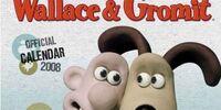 Wallace & Gromit: The Official 2008 Calendar