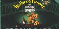 The Wrong Trousers: Storyboard Collection
