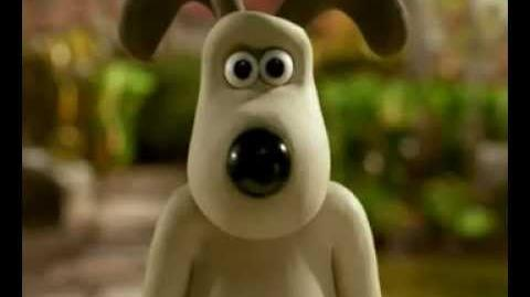 Wallace & Gromit PG Tips Ad-1