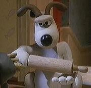 Grommit is MAD