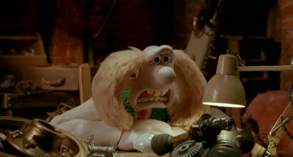 Wallace Amp Gromit The Curse Of The Were Rabbit Wallace