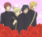 The four boys