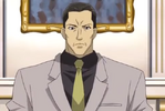 Sunako's dad in normal appearance