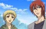 Yuki and Ranmaru