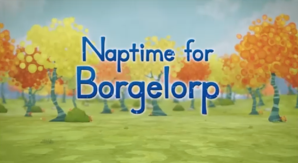 naptime for borgelorp