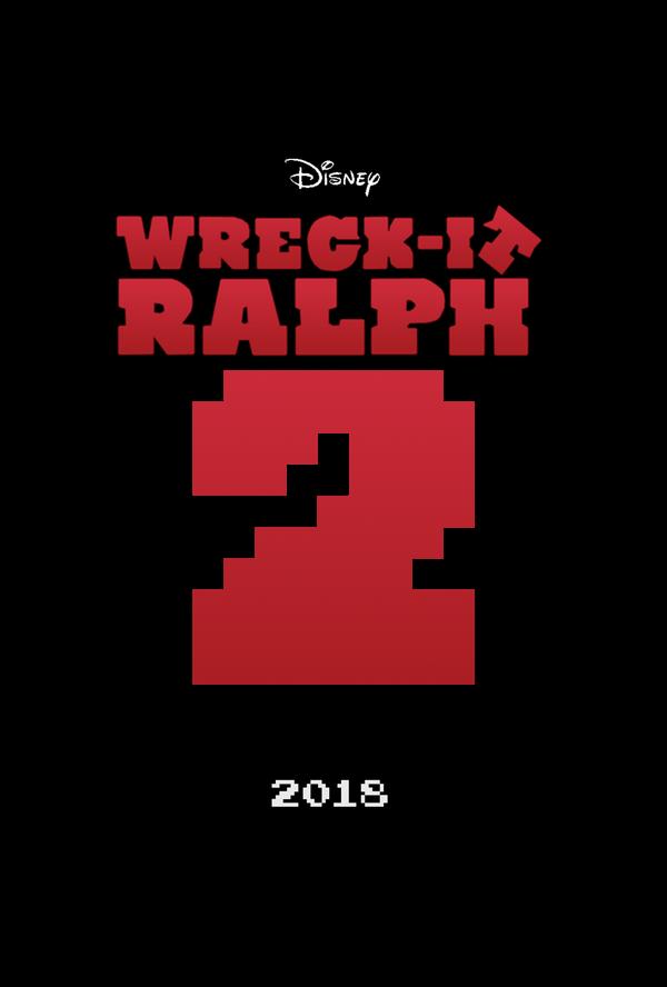 Image Wreck It Ralph 2 2018 Poster Png Walt Disney