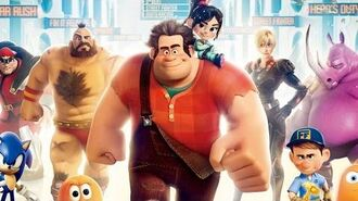 Wreck-It Ralph 2 Officially Announced!
