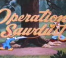 Operation Sawdust
