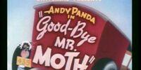 Good-Bye Mr. Moth