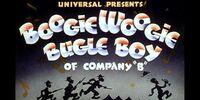 "Boogie Woogie Bugle Boy of Company ""B"""