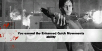 Enhanced Quick Movement