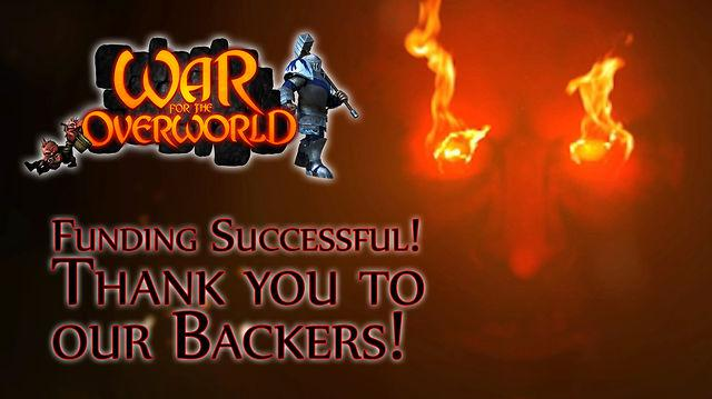 War For The Overworld - Kickstarter Teaser