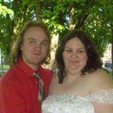 Me And Steph Wedding