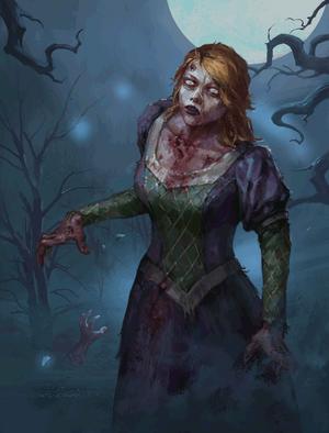 Zombie Maiden (2)